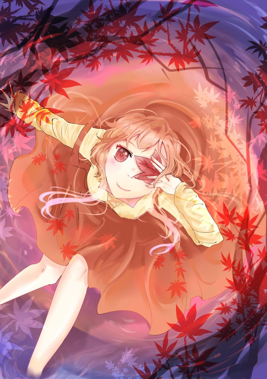 從紅葉看見紅葉