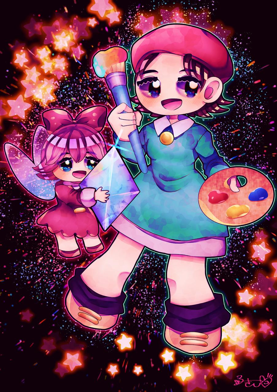 星のカービィ Illust of カツシカルキコ メタナイト Kirby'sDreamLand コックカワサキ Kirby