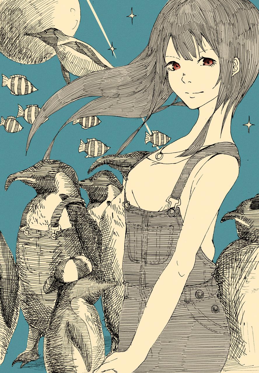 ペンギン帝国 Illust of 秋月アキラ