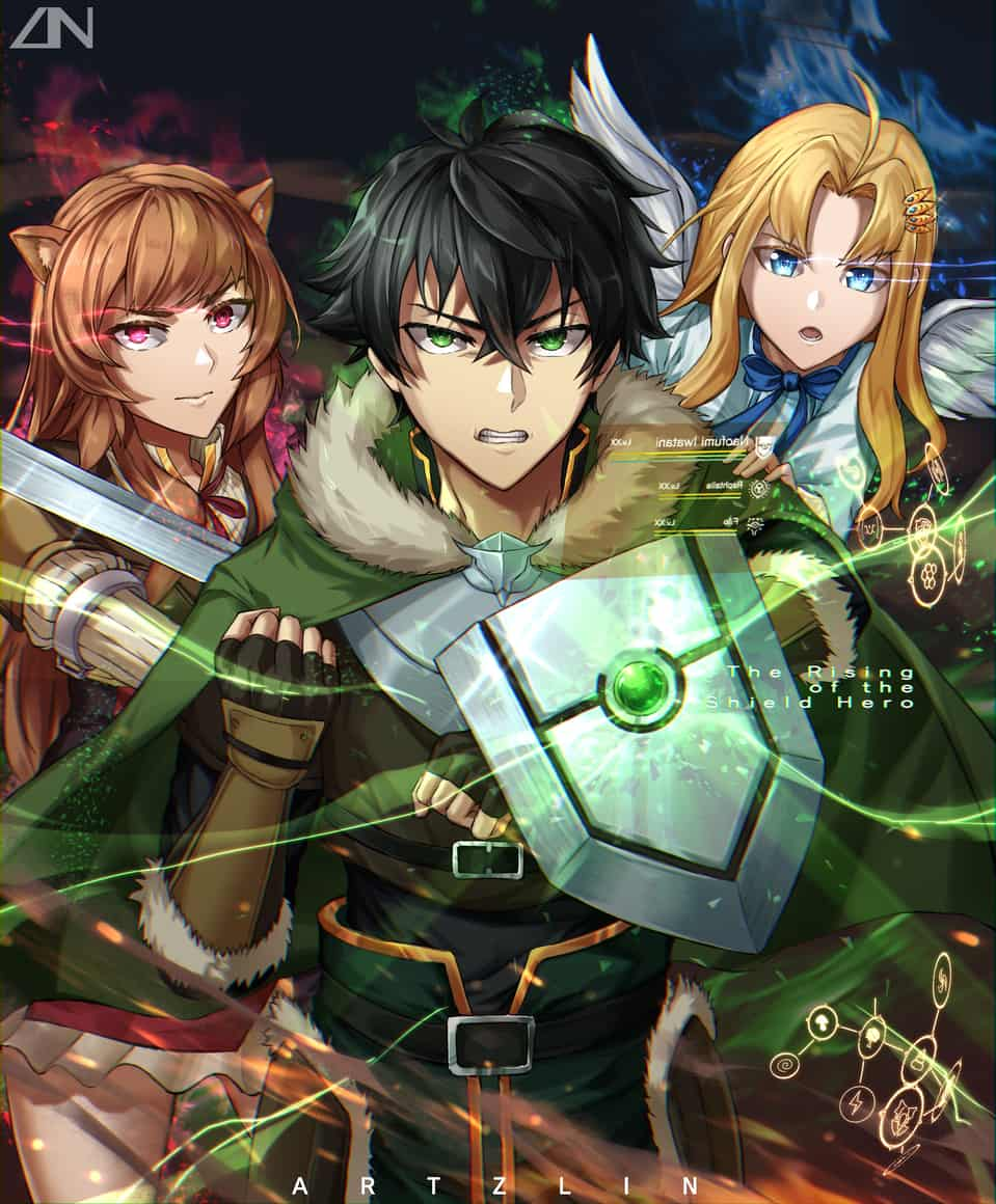 The Rising of the Shield Hero Fanart