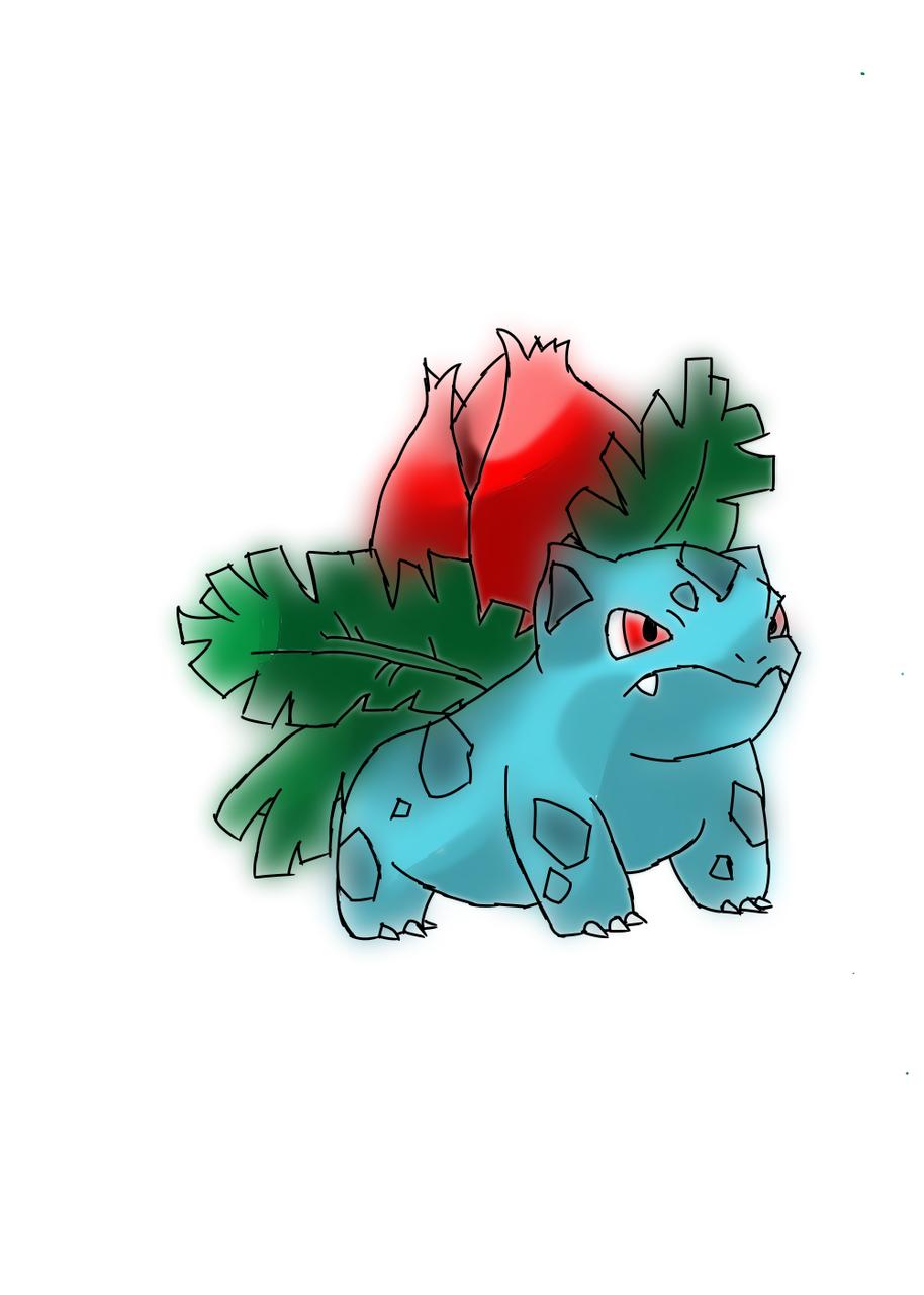 フシギソウ(이상해풀) Illust of 별페니 ^^ character pokemon