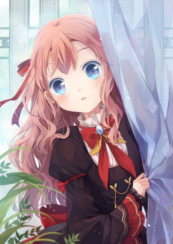晨光 Illust of 雲小栗 girl