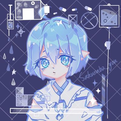 千忌 Illust of Sakuraba_you medibangpaint oc