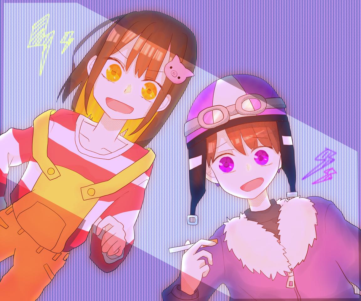 リクエスト Illust of はるまき シャオロン request ショッピ ○○の主役は我々だ!