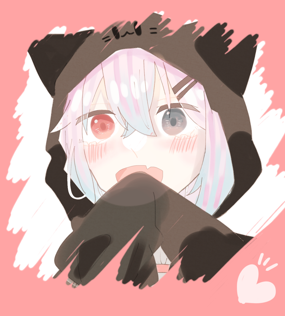 めだまやきさんの代理ちゃん‼︎ Illust of はんぺん cute digital