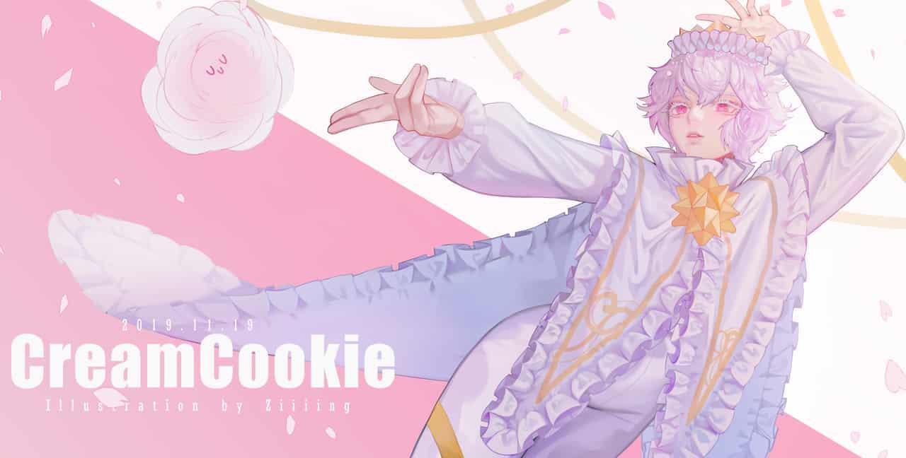CreamCookie Illust of Zing