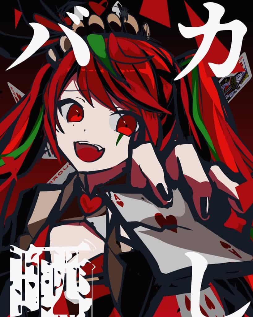 アンチジョーカー Illust of レヅキ hatsunemiku