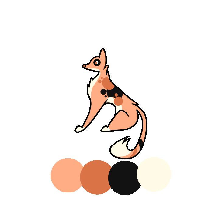 palette adopt #5 Illust of Faven medibangpaint