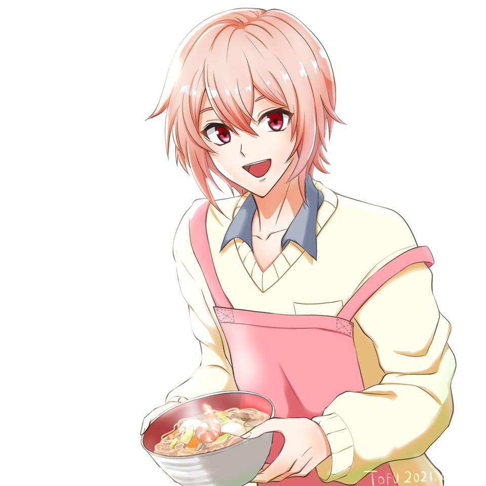 Aoi's Champon Illust of Silken Tofu 五島岬 AAside 椿大和 若草あおい 風神RIZING! ARGONAVIS ダブエス アルゴナビス 神ノ島風太
