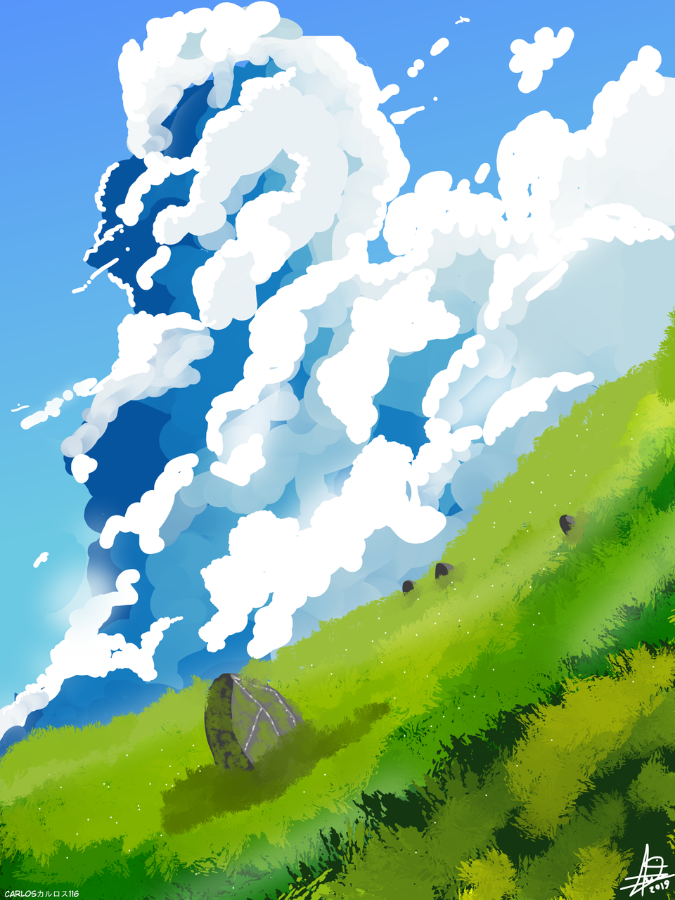 landscape # 6