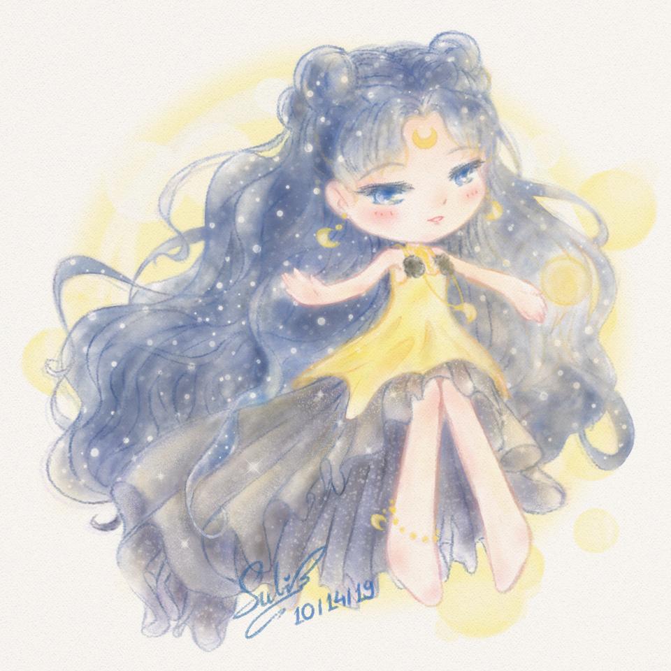 Luna Kaguya Hime