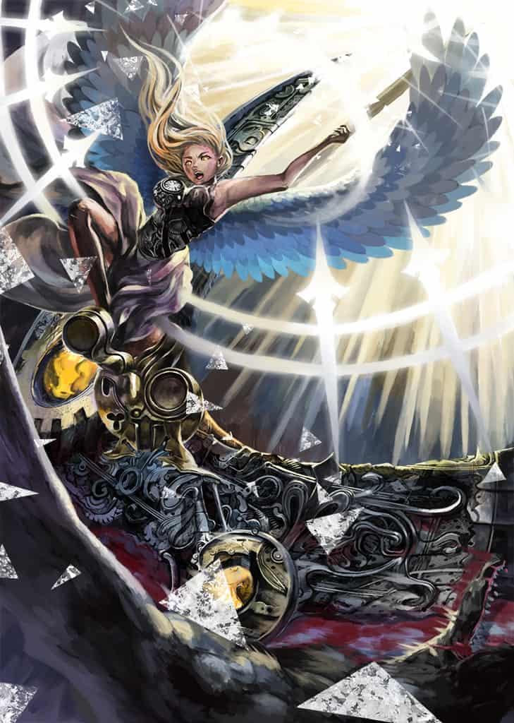 断頭の天使