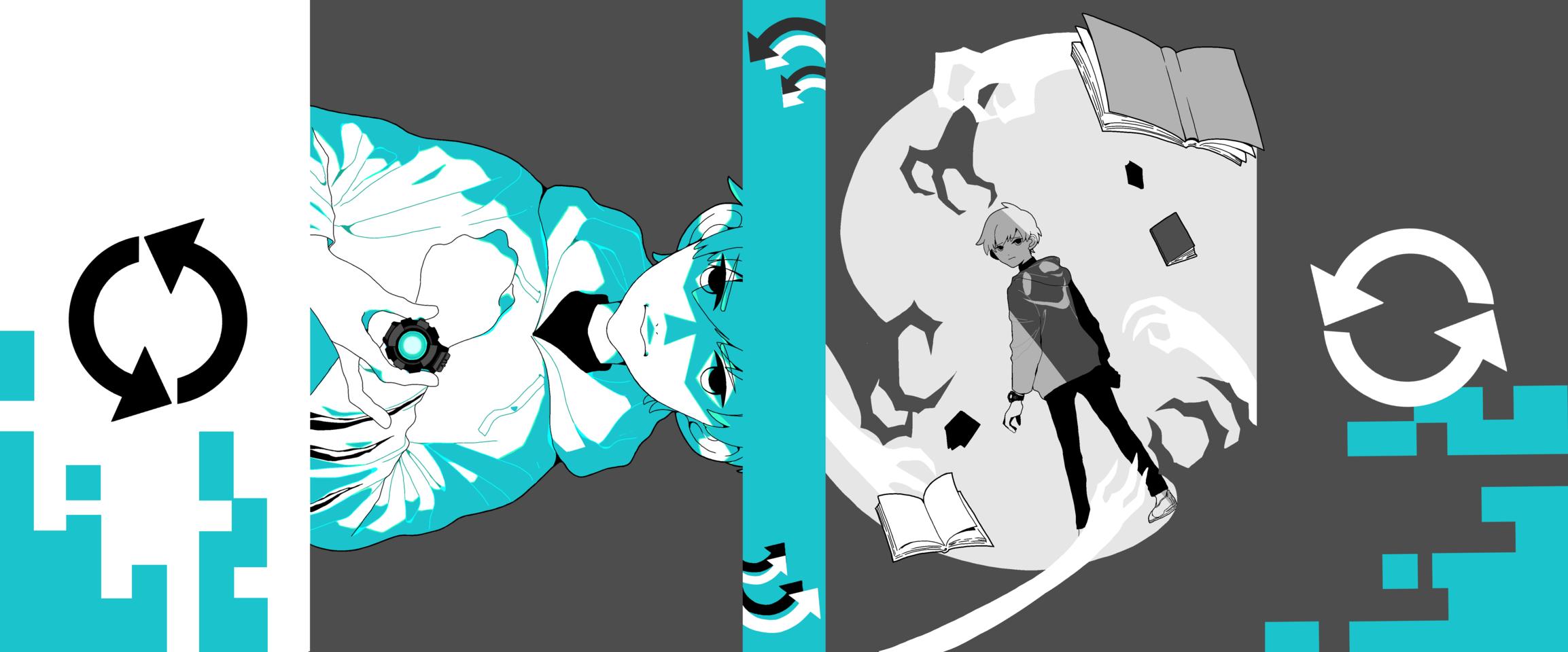 Illust of ヨーコ(仮) Spinning_contest