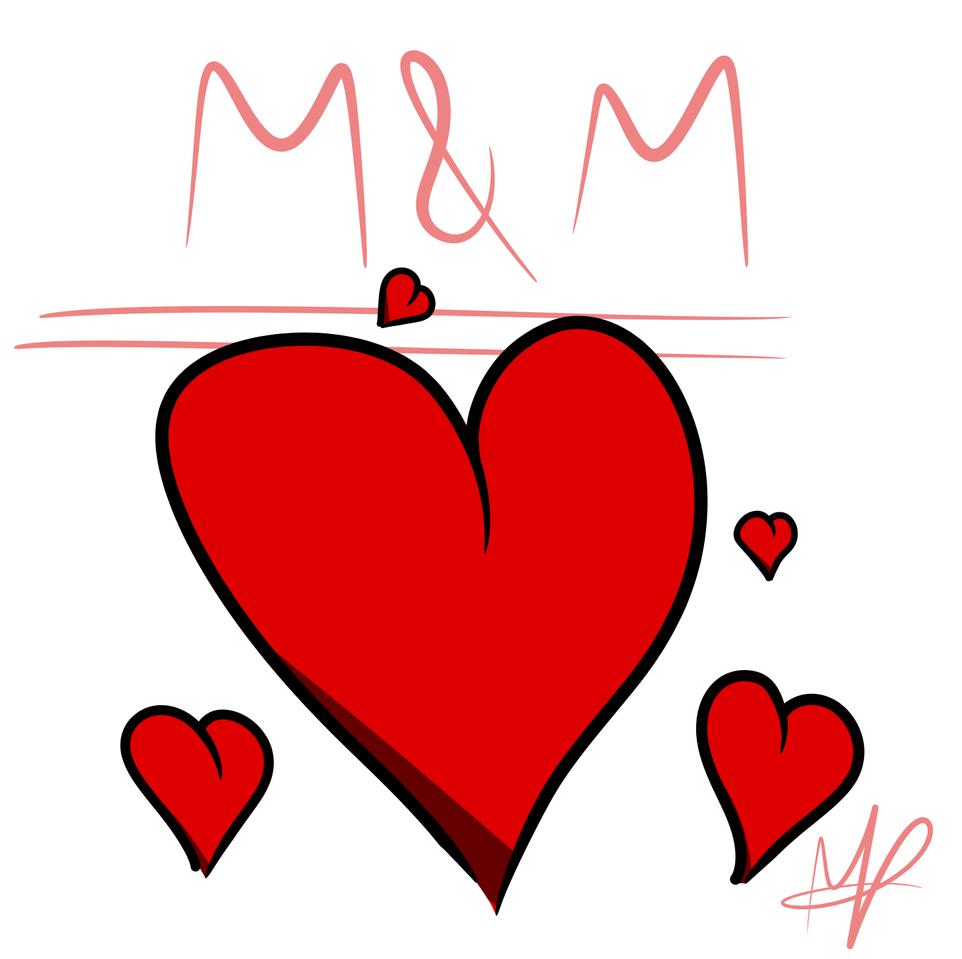 M M In Love Spitifairilol イラスト Art Street アートストリート