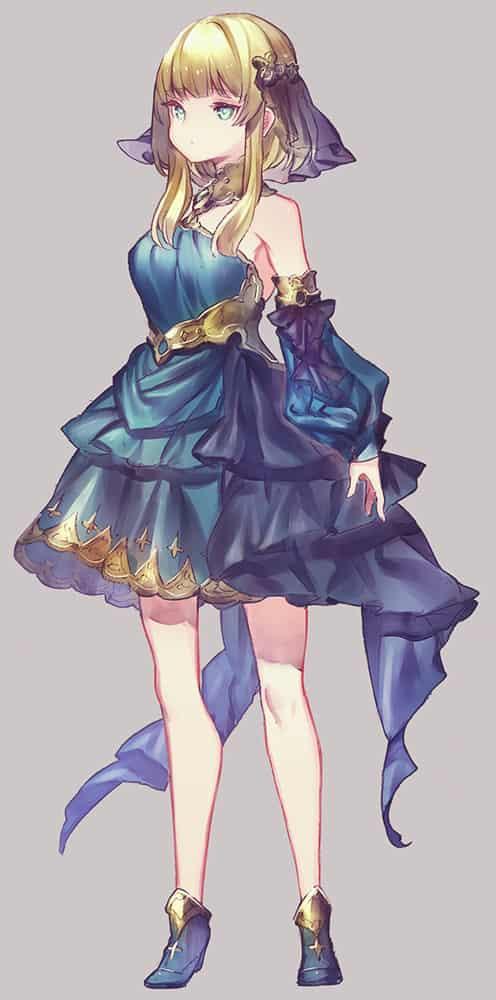 女の子 Illust of くれ oc girl original