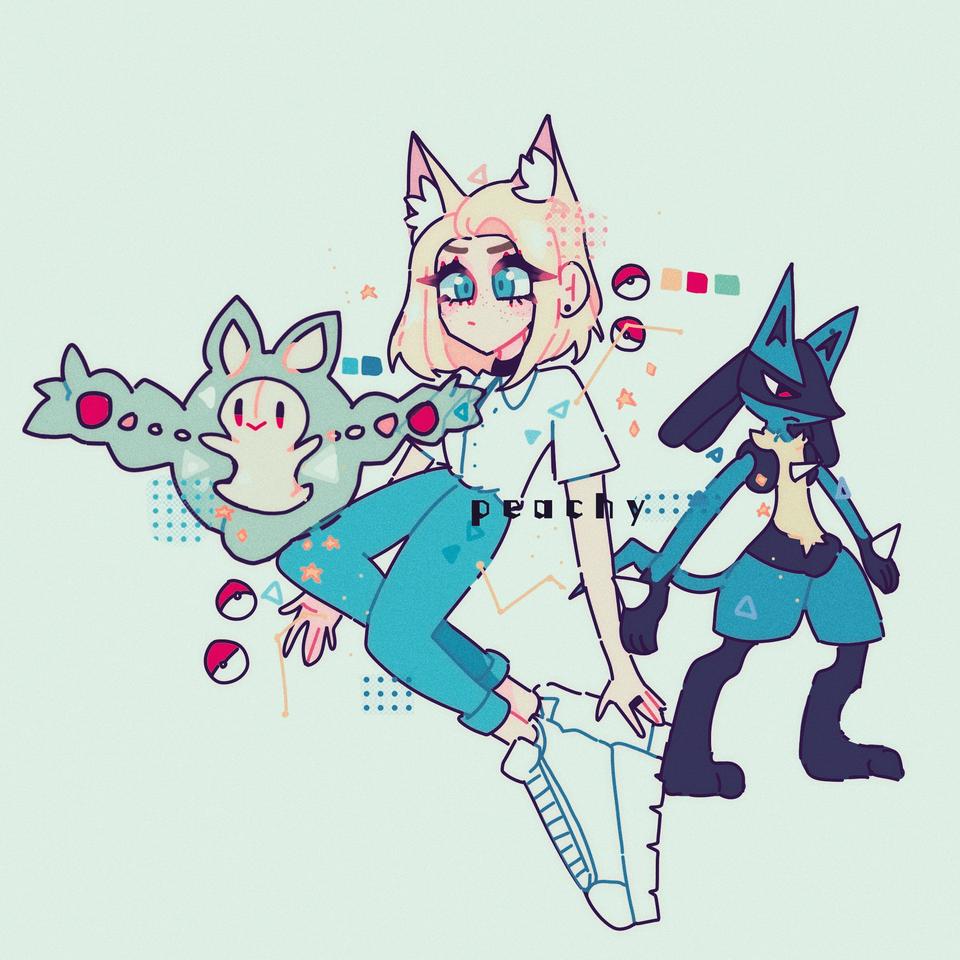 more pokemon stuff