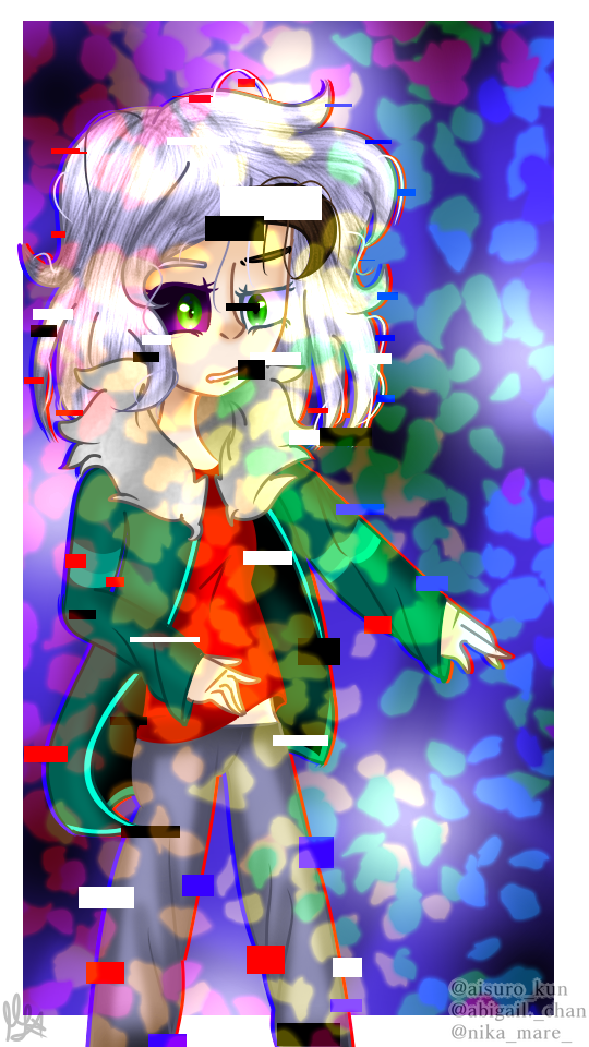 Otro fondo de pantalla ÚwÙ  Illust of ㅤㅤㅤㅤㅤ medibangpaint flower nika fondo bug wallpaper lag pantalla