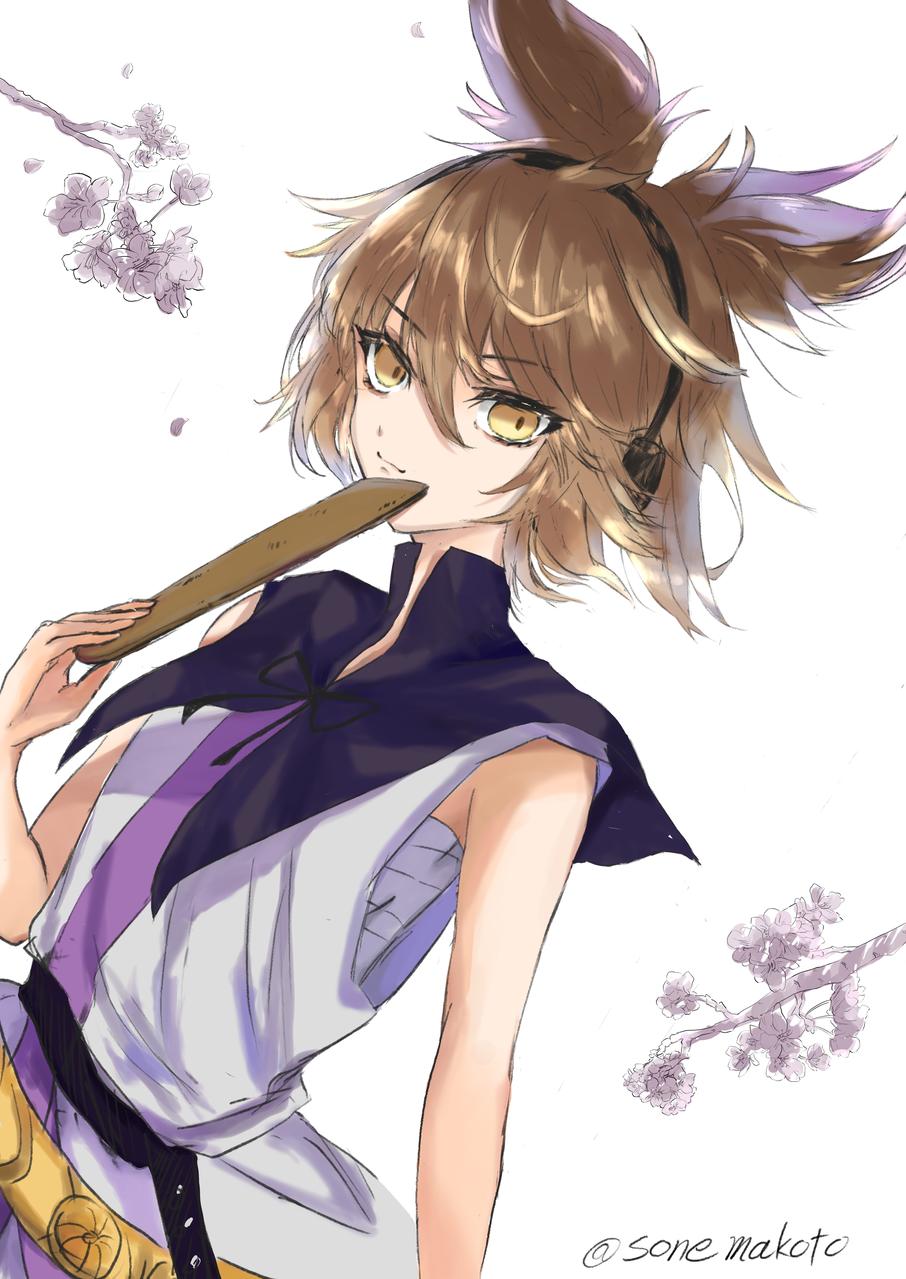 豊聡耳神子 Illust of そねまこと medibangpaint 豊聡耳神子 Touhou_Project