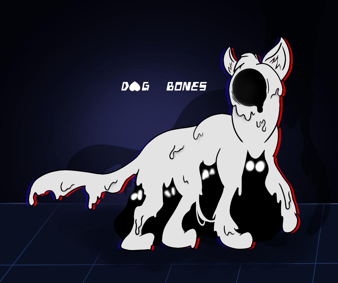 Dog Bones Collection (Undertale au) Illust of TineeZeke Undertale_AU undertale AlternativeUniverse Skeletons