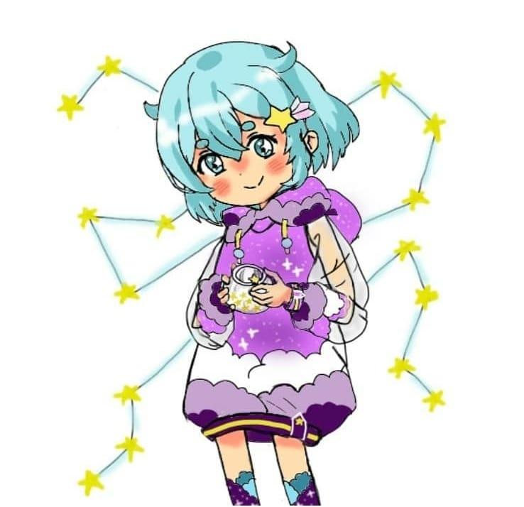 Instagram  my drawing for ibu chan dtiys Illust of Kawaii anime 90 anime fanart animedrawing animegirl drawing dtiys Drawings
