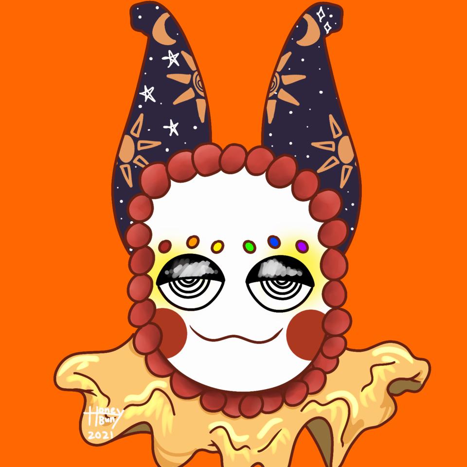 ✨⭐️☀️✨ Illust of 𝔥𝔬𝔫𝔢𝔶𝔟𝔲𝔫 medibang illustration practice medibangpaint