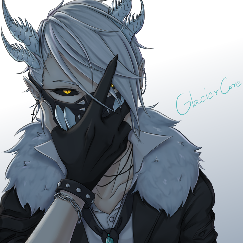 Illust of GlacierCore