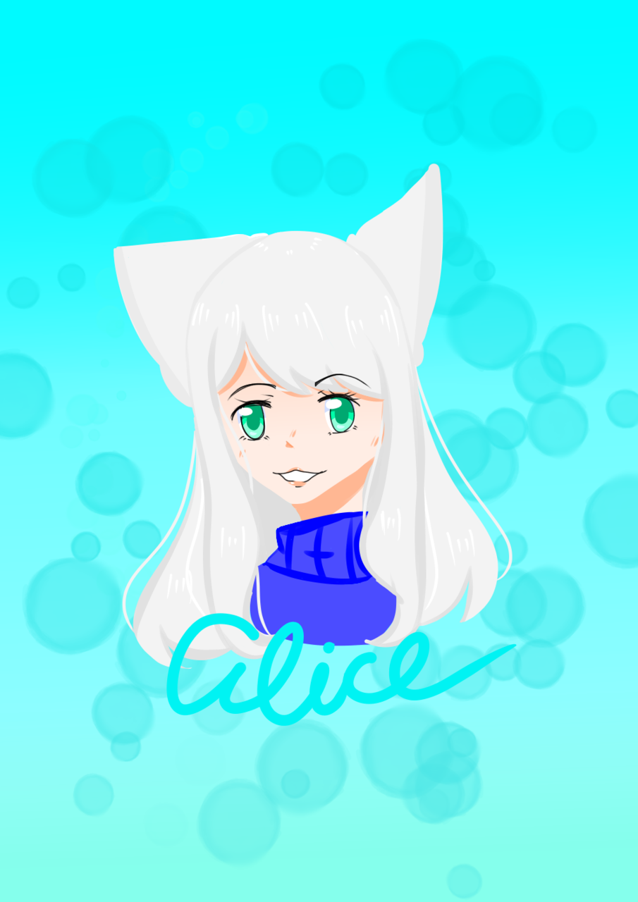 old look of my oc