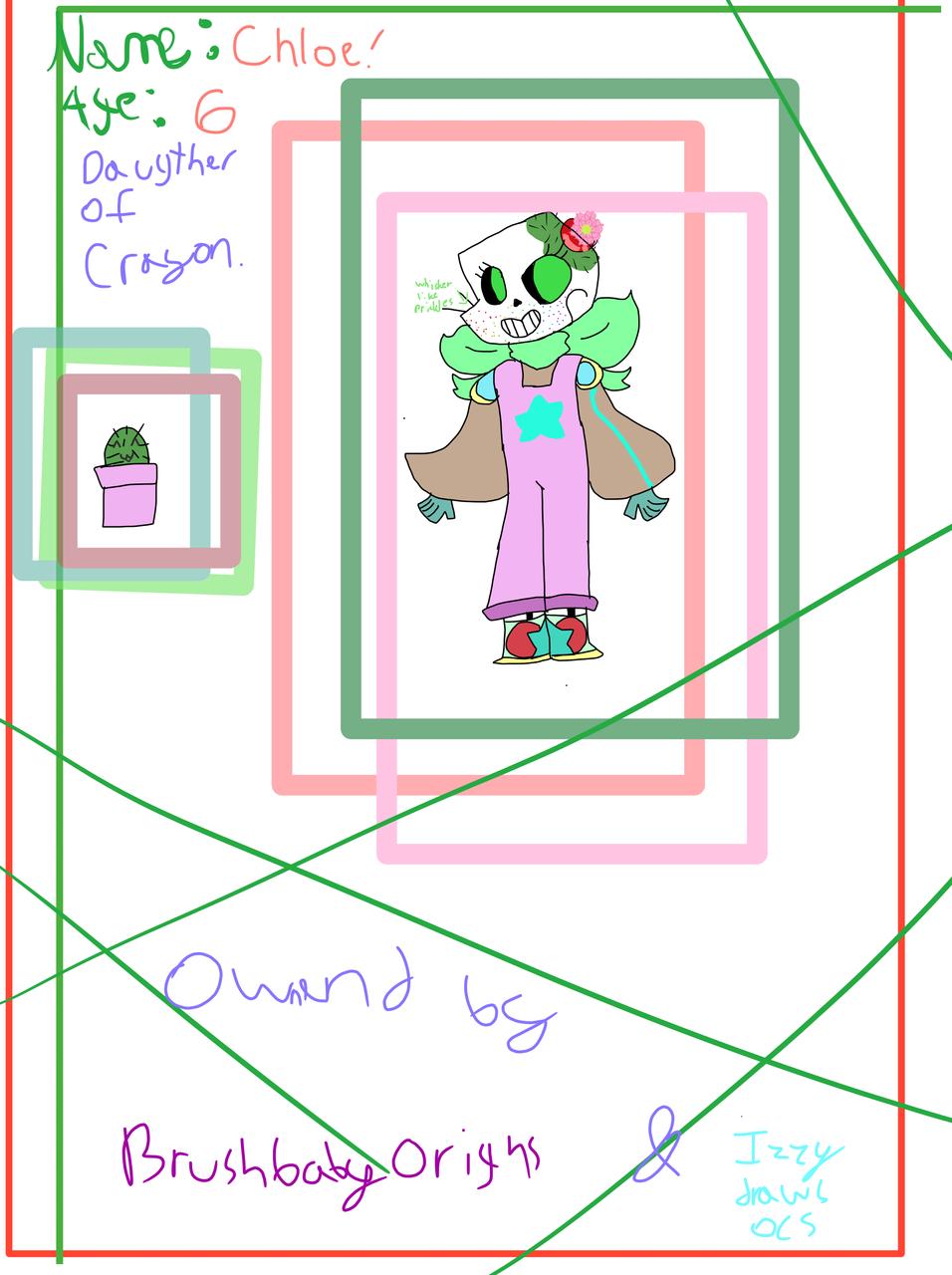 Chloe! Illust of Hoshi travels the cosmos medibangpaint