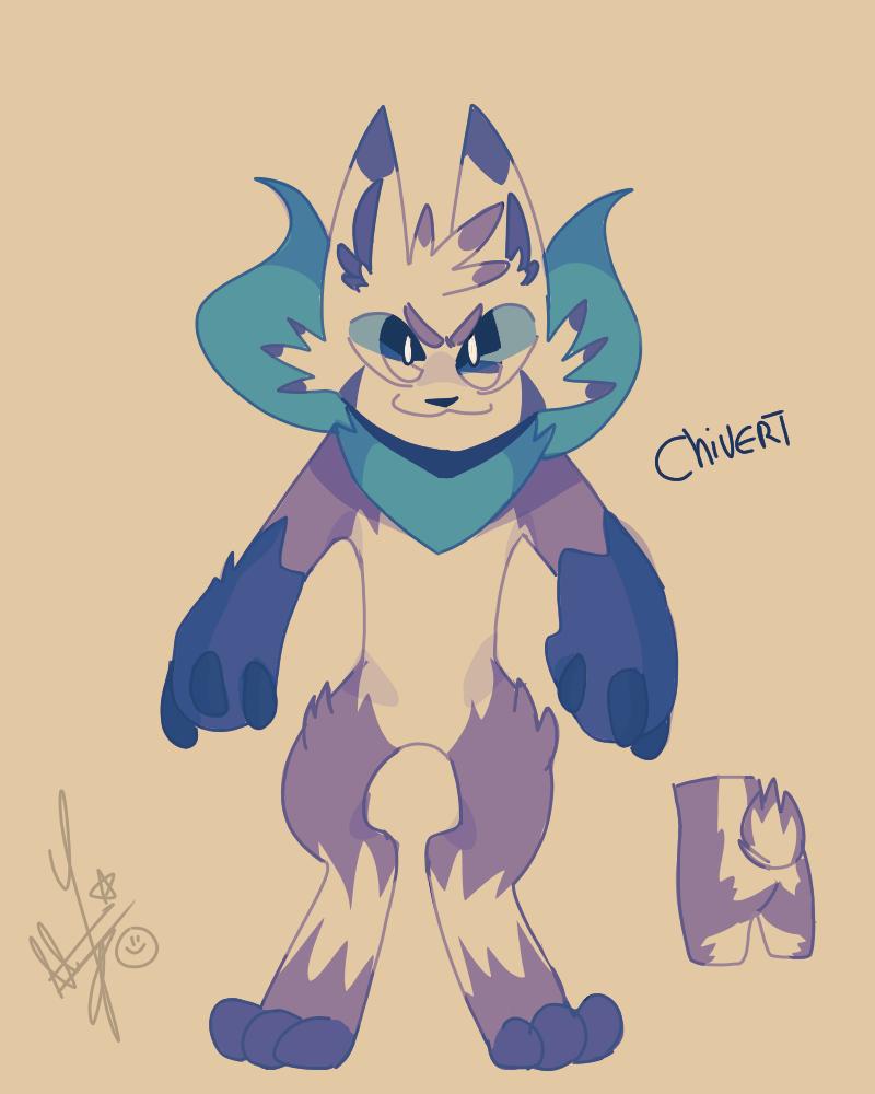 Pokémon Chivert