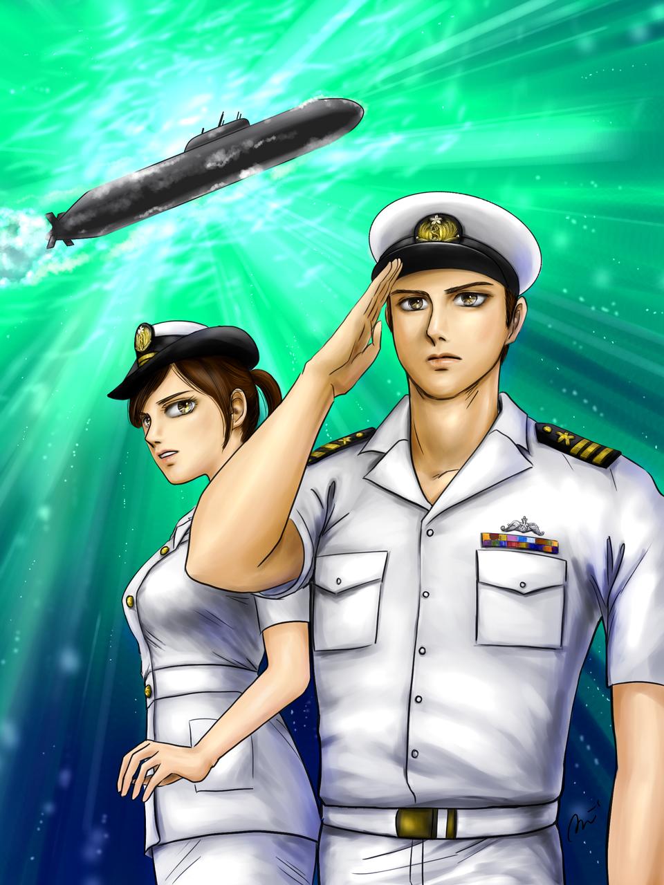東シナ海の流星 誕生編 Illust of Artemis GOMABOOKS_Contest medibangpaint