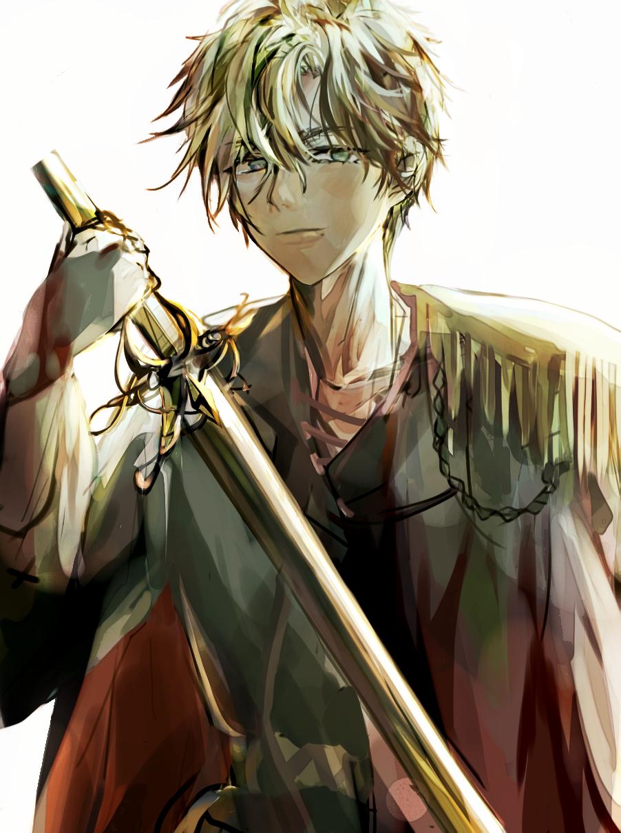 중세 판타지 Illust of 롤롤 fantasy original boy illustration