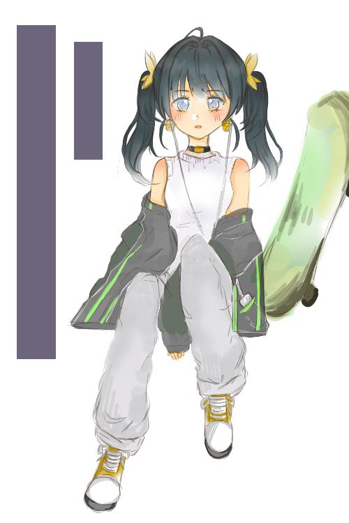 Illust of kinomoto medibangpaint girl