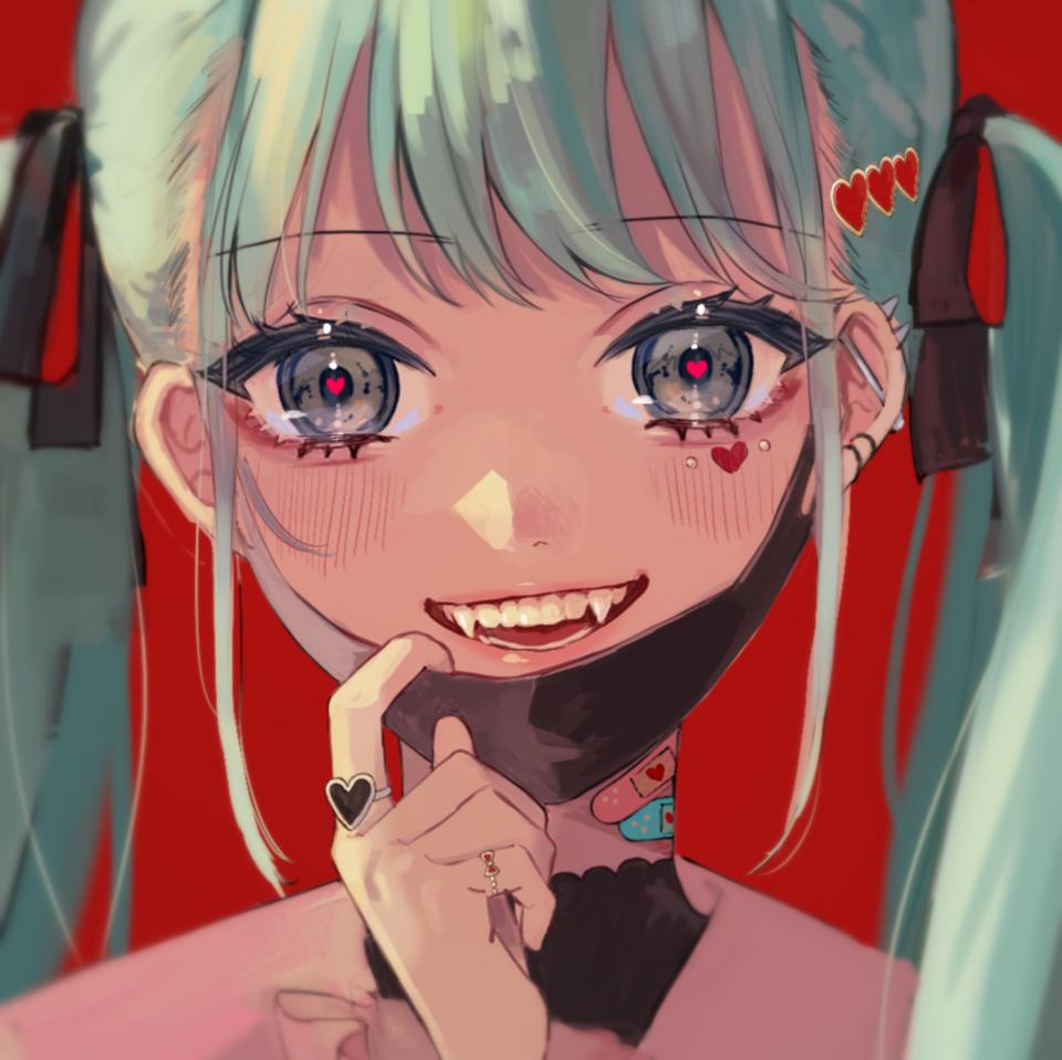 いいの? Illust of logA A hatsunemiku DECO*27 VOCALOID