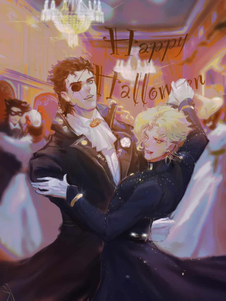 万圣节舞会