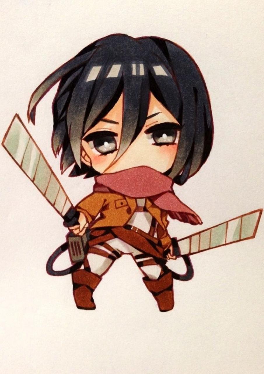Mickasa Ackerman Illust of Anime pro medibangpaint MikasaAckerman AttackonTitan