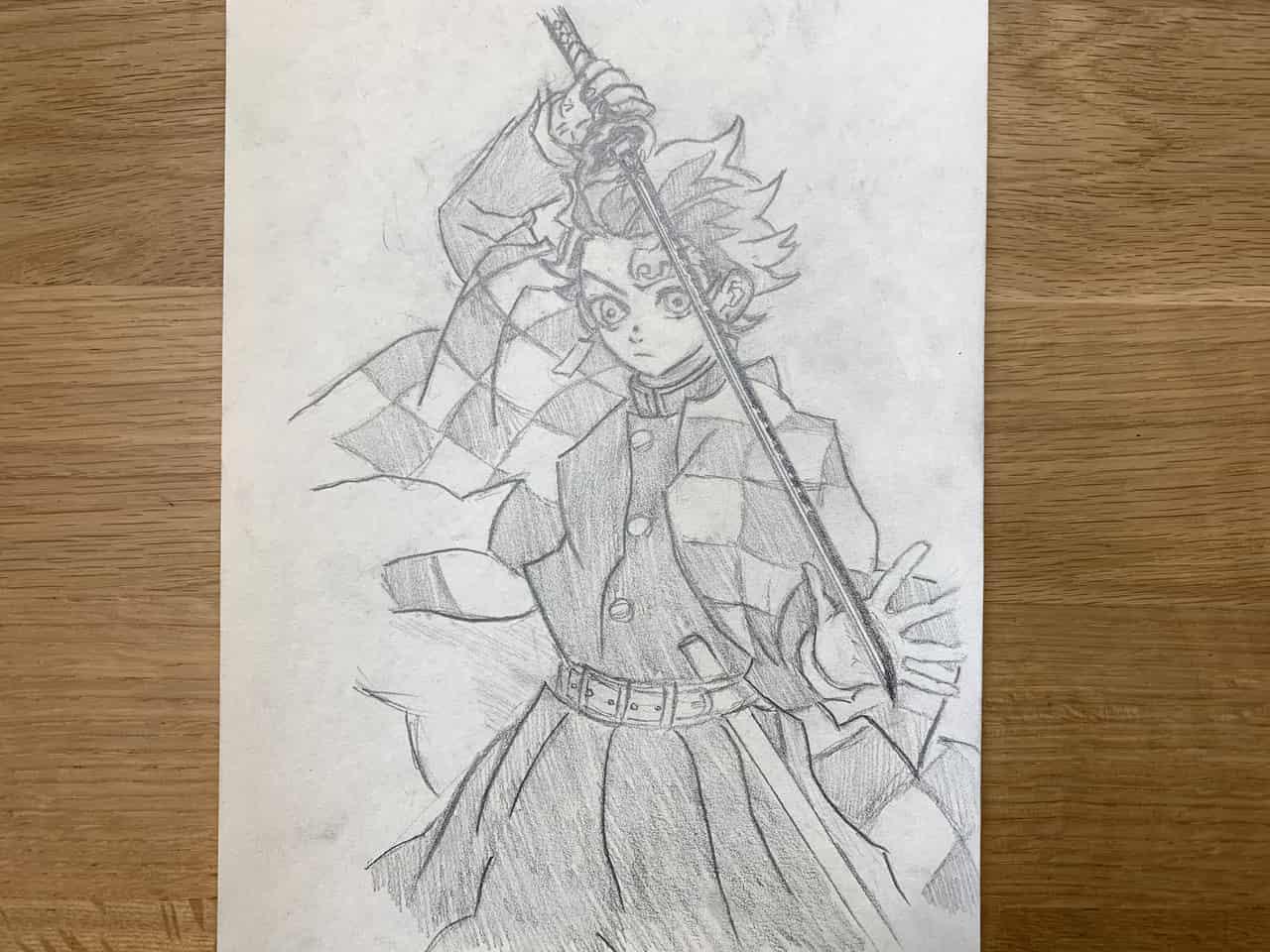 鬼滅の刃 竈門炭治郎 えんぴつ Illust of 那輝和 DemonSlayerFanartContest KimetsunoYaiba