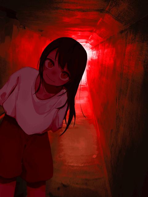 女の子/空風