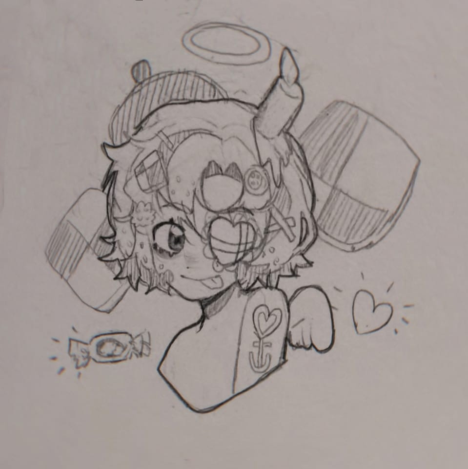 🎨 Illust of ◎太阳樵 oc handdrawn