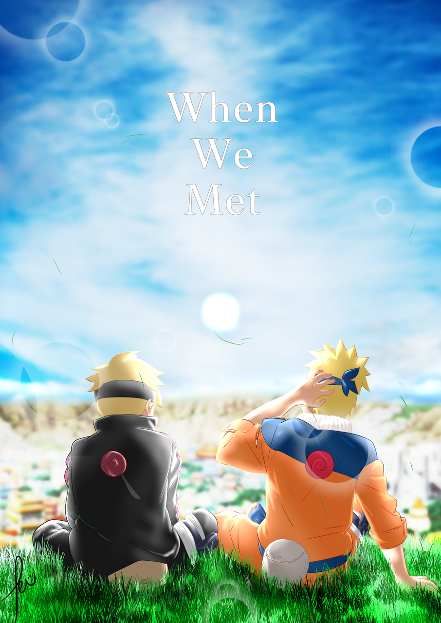 当我们相遇 When We Met (Vertical)