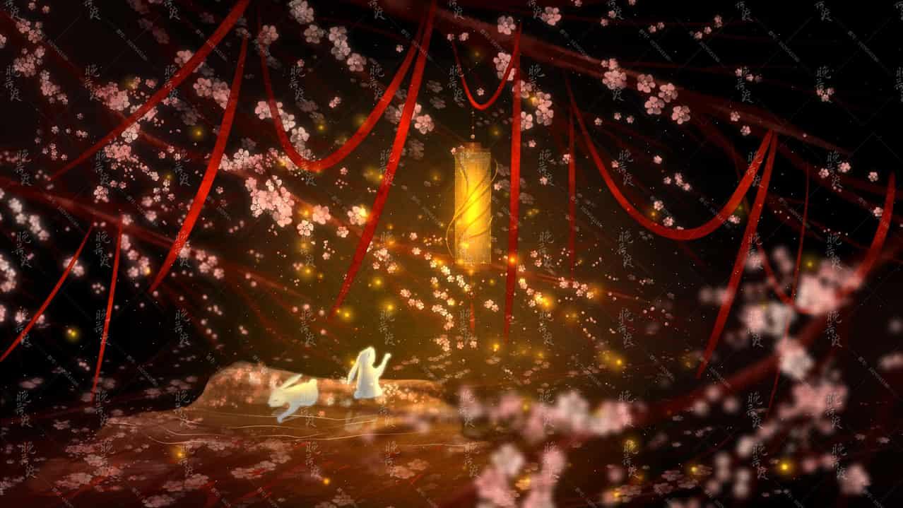 《山海小记》 Illust of 昆仑 Fingerpaint 古風 神话 幻想的 古风 指绘原创 指绘上色