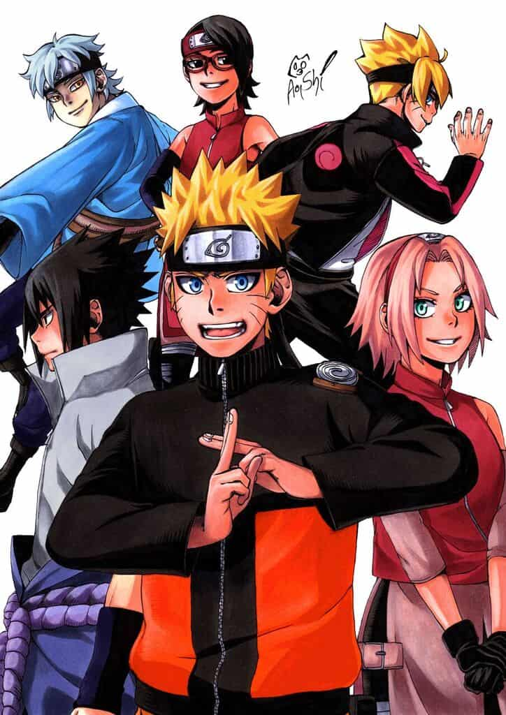Old & New Team 7