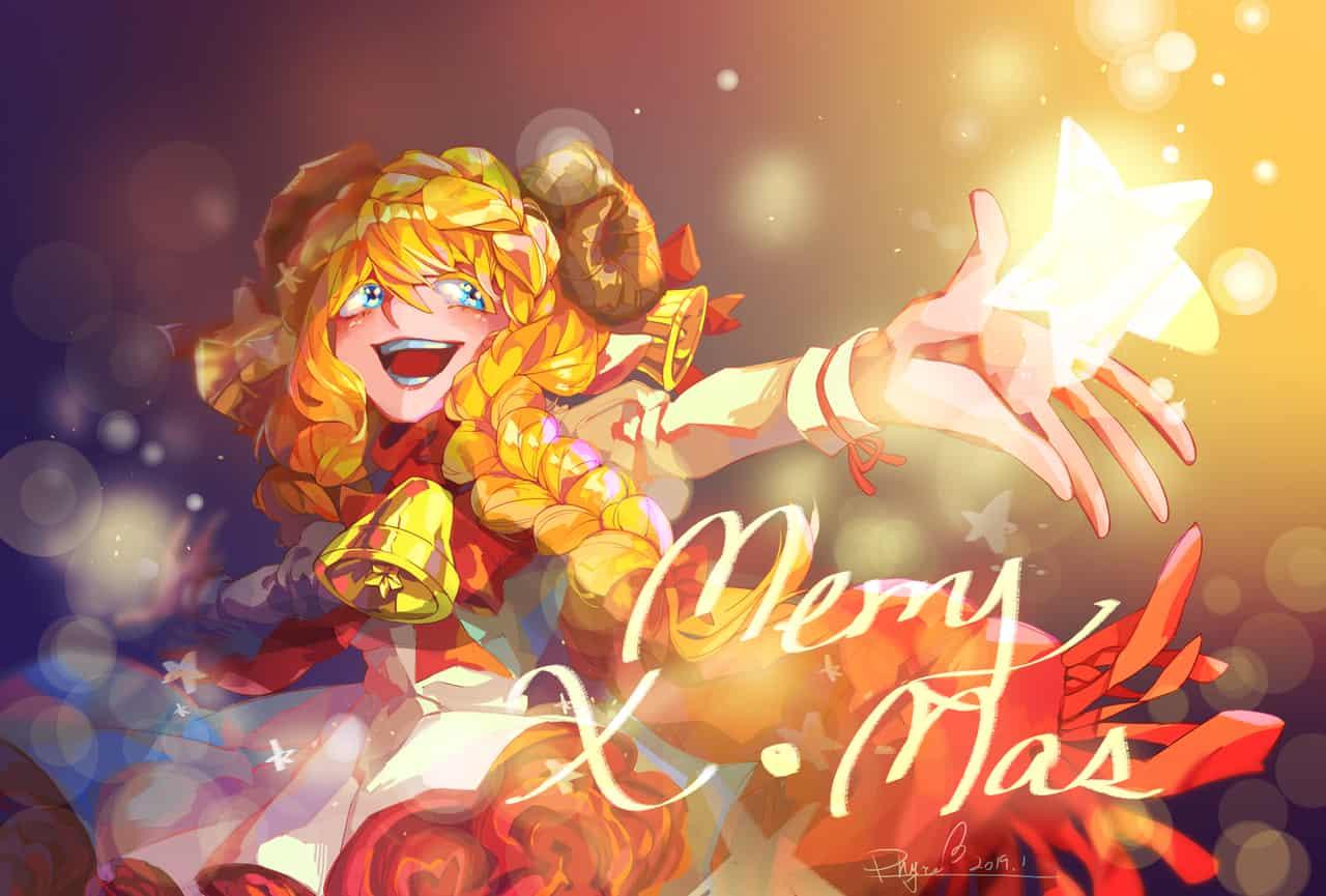 Merry Christmas Illust of ユ dec.2019Contest Christmas
