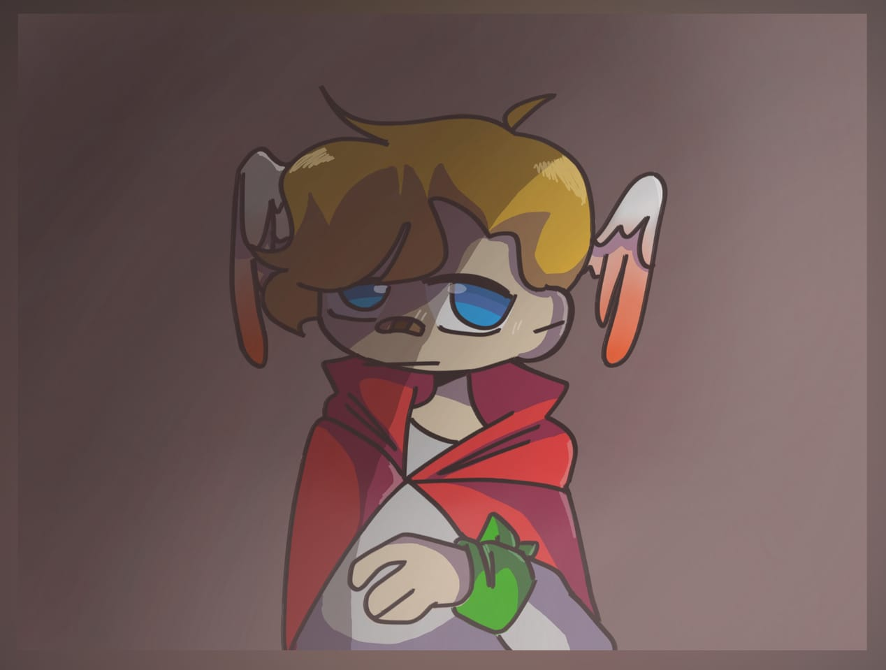 What have I done Illust of Chemiclysm 404 Tommyinnit NewSmp