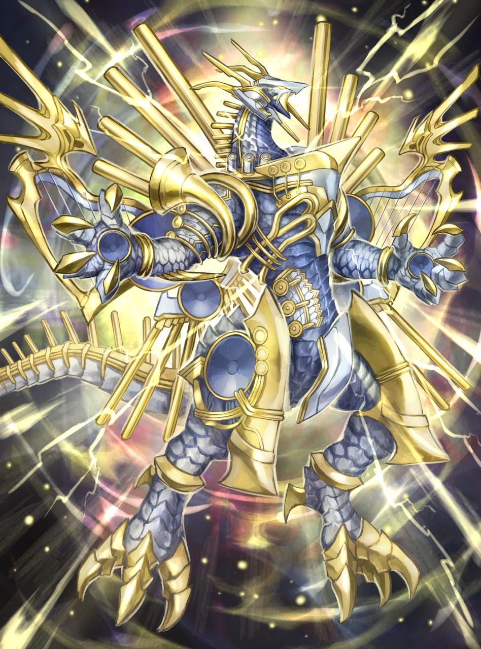 オルフェウス Illust of ケセルム medibangpaint dragon