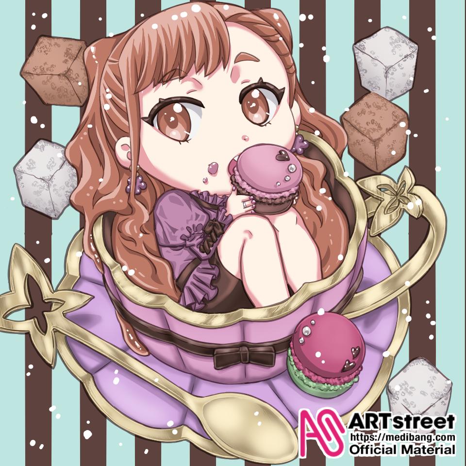 てぃーぶれいく Illust of ぐら tracedrawing4th Trace&Draw【Official】 girl original
