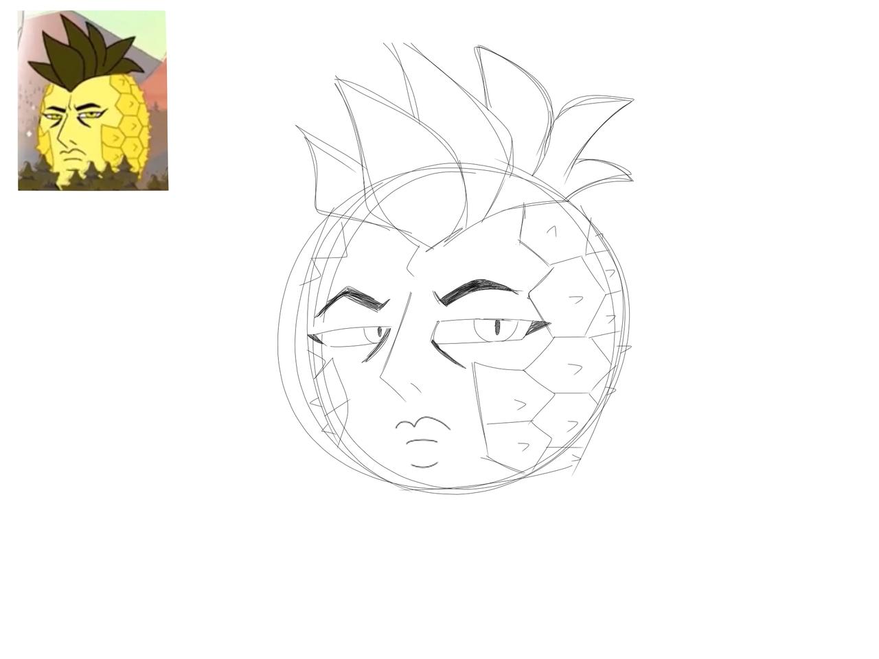 I'm sorry I just had to Illust of RiiRen medibangpaint