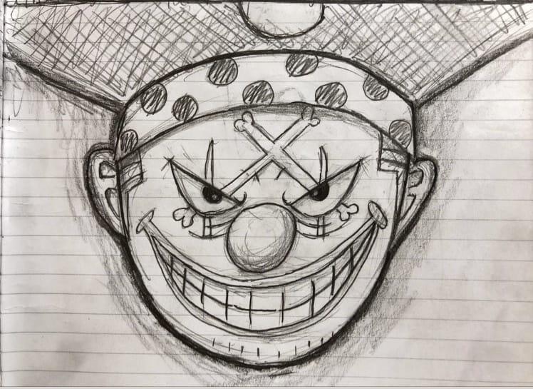 てきとうに描いたやつ Illust of けんせい#アナログ同盟 doodle アナログ てきとうならくがき original illustration AnalogDrawing handsome