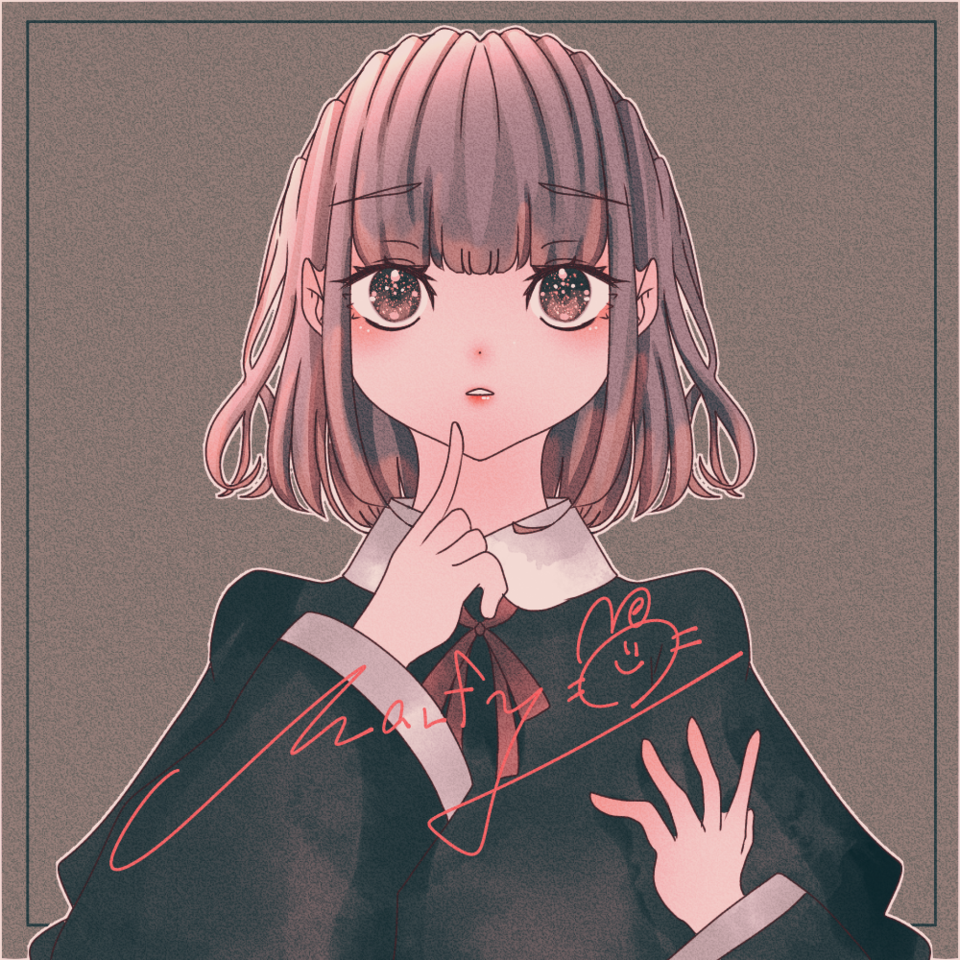 Question Illust of Marfy pink メルヘン kawaii girl きらきら