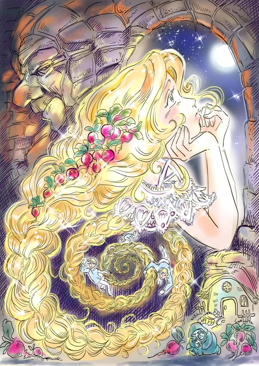 Rapunzel lll