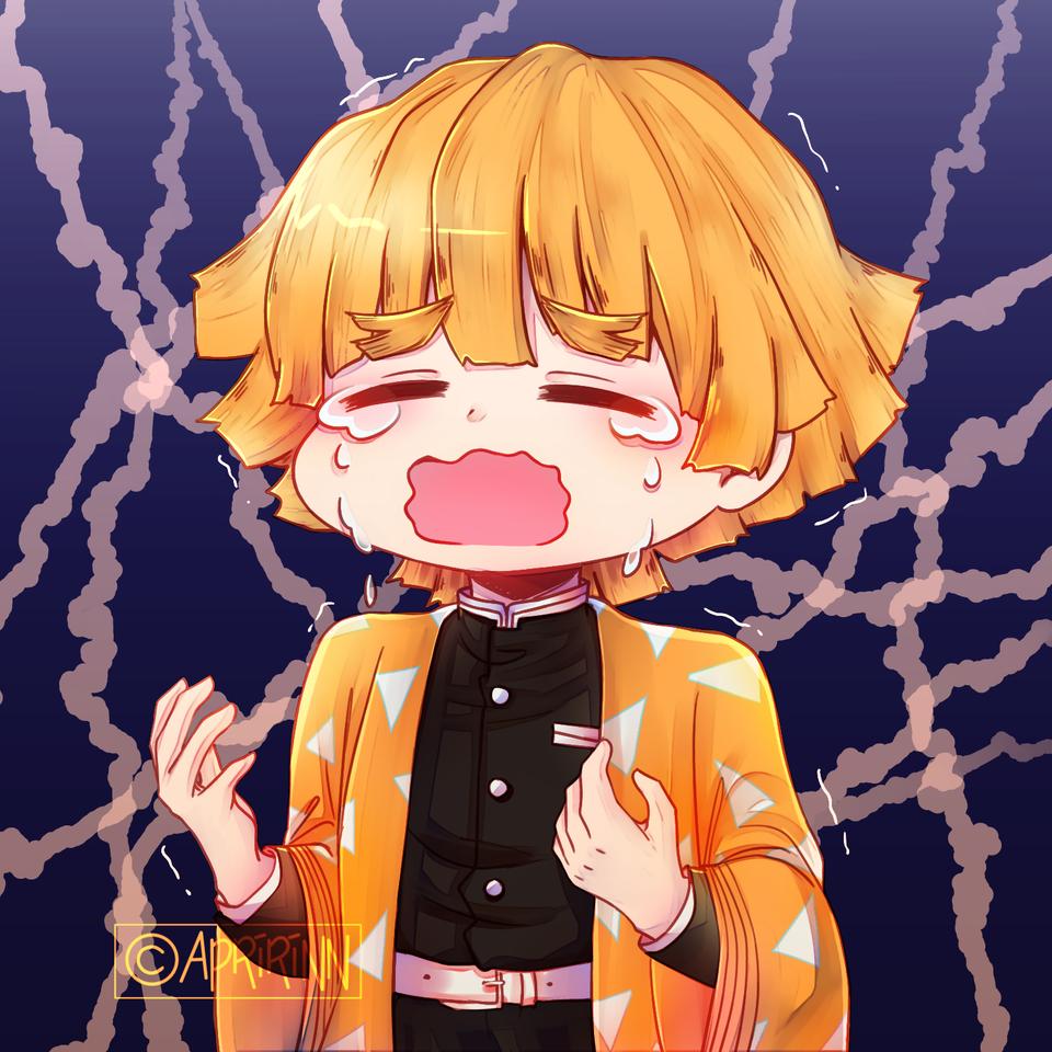 Fight! Zenitsu!!